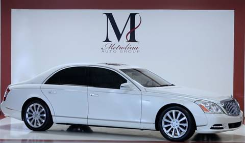 Maybach For Sale in Maryland - Carsforsale.com®