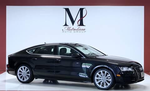 Audi A For Sale In Charlotte NC Carsforsalecom - Audi charlotte