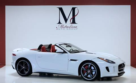 jaguar f type for sale in crystal lake il carsforsale com