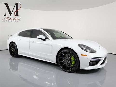 2017 Porsche Panamera for sale in Charlotte, NC
