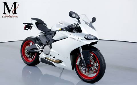 2016 Ducati 959 PANIGALE for sale in Charlotte, NC