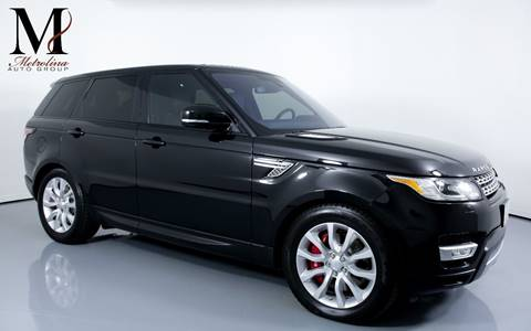 2016 Land Rover Range Rover Sport for sale in Charlotte, NC