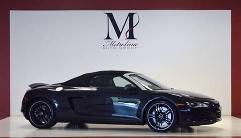 2011 Audi R8