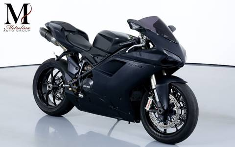 2011 Ducati 848 for sale in Charlotte, NC