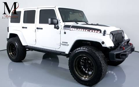 2017 Jeep Wrangler Unlimited for sale in Charlotte, NC