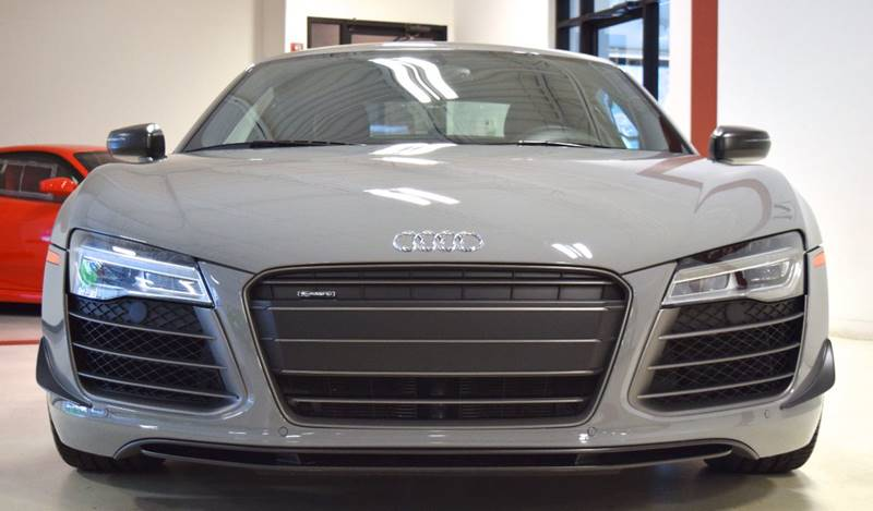 2015 Audi R8 Awd 52 Quattro 2dr Competition Coupe In Charlotte Nc