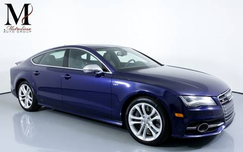 2013 Audi S7 for sale in Charlotte, NC