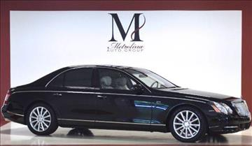 2012 Maybach 57 for sale in Charlotte, NC