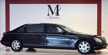 2007 Maybach 62 for sale in Charlotte, NC