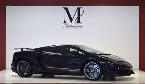 2011 Lamborghini Gallardo for sale in Charlotte, NC