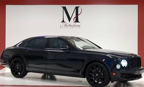 2014 Bentley Mulsanne for sale in Charlotte, NC