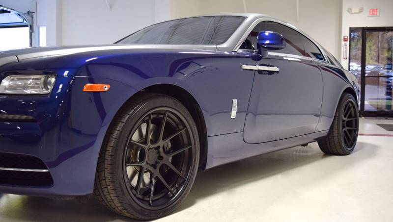 2014 rolls royce wraith base 2dr coupe 13 224 miles royal blue metallic coupe 6 used rolls. Black Bedroom Furniture Sets. Home Design Ideas