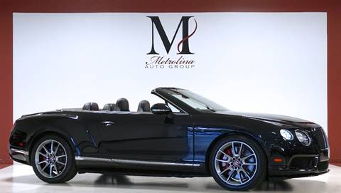 2015 Bentley Continental GTC V8 S for sale in Charlotte, NC