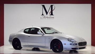 2005 Maserati GranSport for sale in Charlotte, NC