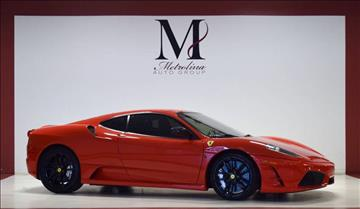 2008 Ferrari 430 Scuderia for sale in Charlotte, NC