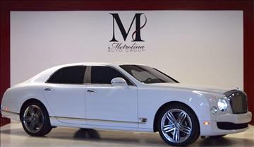 2013 Bentley Mulsanne for sale in Charlotte, NC