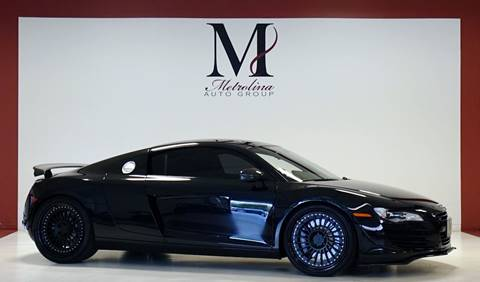 2011 Audi R8 for sale in Charlotte, NC