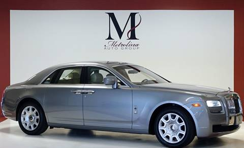 2010 Rolls-Royce Ghost for sale in Charlotte, NC