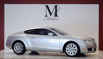 2005 Bentley Continental GT for sale in Charlotte, NC