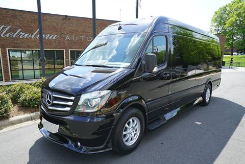 2015 Mercedes-Benz Sprinter for sale in Charlotte, NC