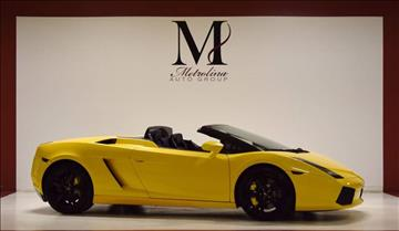 2006 Lamborghini Gallardo for sale in Charlotte, NC