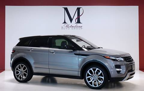 2014 Land Rover Range Rover Evoque for sale in Charlotte, NC