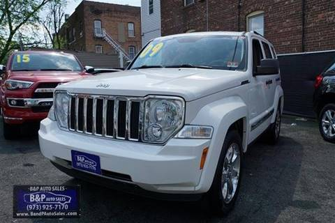 2009 Jeep Liberty for sale in Paterson, NJ