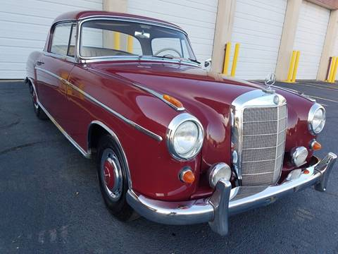 1960 Mercedes-Benz 240-Class for sale in San Diego, CA
