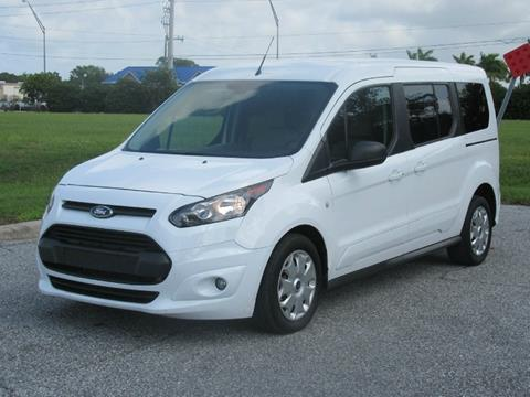2015 Ford Transit Connect Wagon for sale in Sarasota, FL