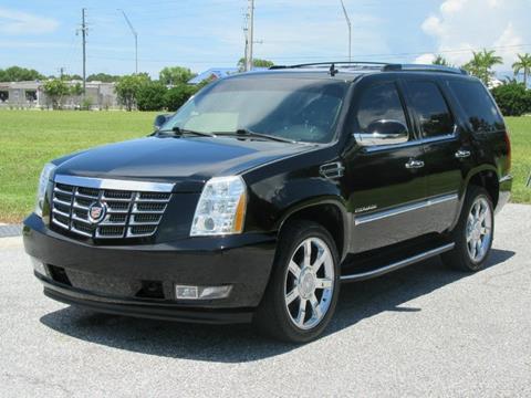 2013 Cadillac Escalade for sale in Sarasota, FL