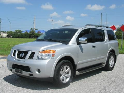 2012 Nissan Armada for sale in Sarasota, FL