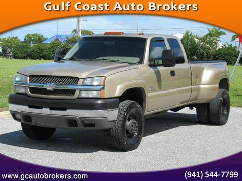 2004 Chevrolet Silverado 3500 for sale in Sarasota, FL