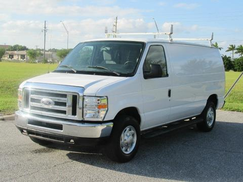 2014 Ford E-Series Cargo for sale in Sarasota, FL