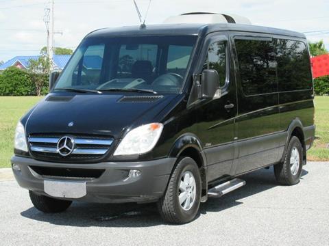 2011 Mercedes-Benz Sprinter for sale in Sarasota, FL