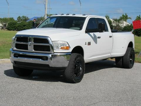 2010 Dodge Ram Pickup 3500 for sale in Sarasota, FL