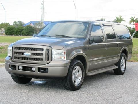 Ford Excursion For Sale In New York Carsforsalecom - 2005 excursion