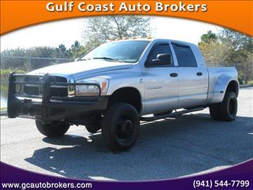 2006 Dodge Ram Pickup 3500 for sale in Sarasota, FL