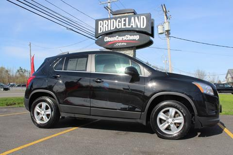 2016 Chevrolet Trax for sale in Bridgeport, NY