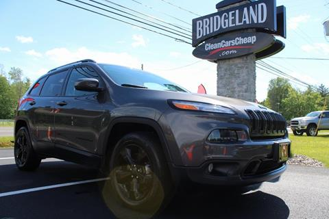2018 Jeep Cherokee for sale in Bridgeport, NY