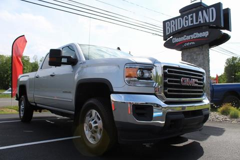 2017 GMC Sierra 2500HD for sale in Bridgeport, NY