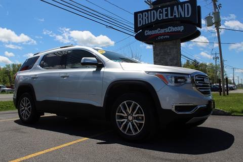 2019 GMC Acadia for sale in Bridgeport, NY
