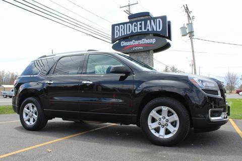 2016 GMC Acadia for sale in Bridgeport, NY