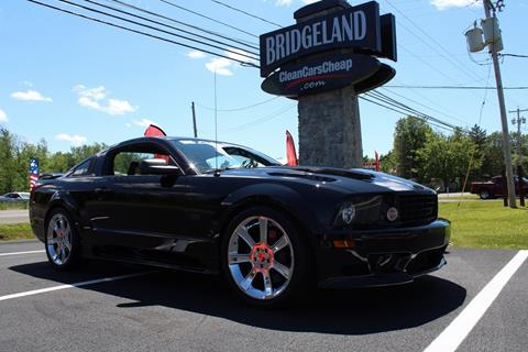 2007 Ford Mustang for sale in Bridgeport, NY