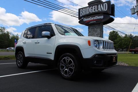 2016 Jeep Renegade for sale in Bridgeport, NY