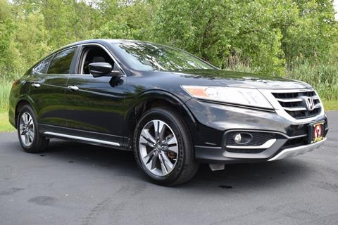 2015 Honda Crosstour for sale in Bridgeport, NY