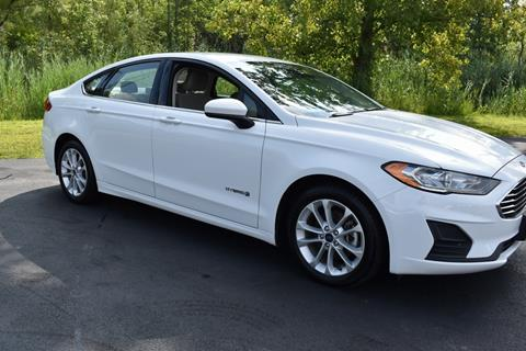 2019 Ford Fusion Hybrid for sale in Bridgeport, NY