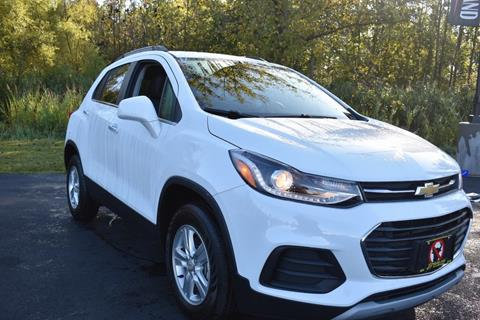 2019 Chevrolet Trax for sale in Bridgeport, NY