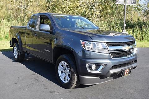 2019 Chevrolet Colorado for sale in Bridgeport, NY