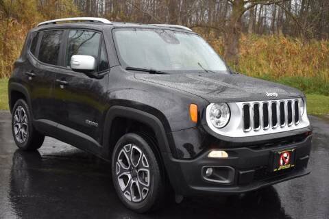 2017 Jeep Renegade for sale in Bridgeport, NY