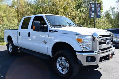 2016 Ford F-250 Super Duty for sale in Bridgeport, NY